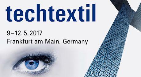 Feria Techtextil y presencia de Hicoman, hilos para coser.