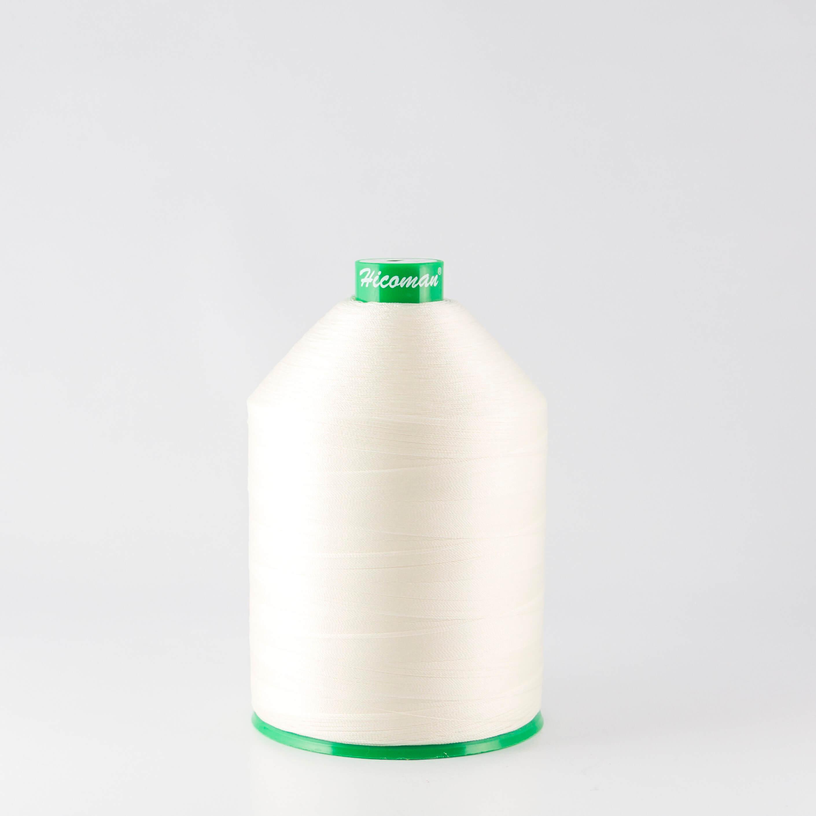 hilo para coser de nylon bondeado