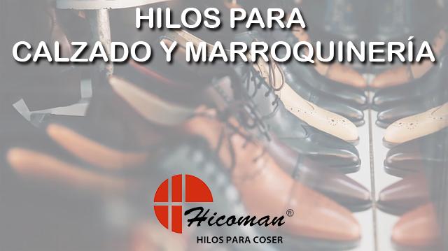 Hilo Coser Técnicos Hicoman Para Calzado Y Hilos Marroquinería lFJT1c5uK3