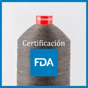 certificación FDA